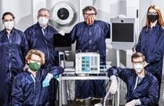 NASA phát triển nguyên mẫu máy thở chỉ trong vòng 37 ngày