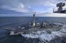 Thêm một chiến hạm của Mỹ ghi nhận các ca nhiễm virus SARS-CoV-2