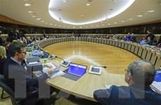 Anh khẳng định thúc đẩy thỏa thuận thương mại với Liên minh châu Âu