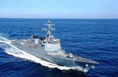 Hàn Quốc chi 546 triệu USD phát triển hệ thống tác chiến tàu khu trục