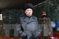 Truyền thông nhà nước Triều Tiên đưa tin về nhà lãnh đạo Kim Jong-un