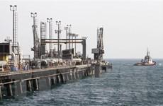 Giá dầu thị trường châu Á tiếp tục giảm trong phiên chiều 28/4