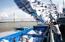 57 doanh nghiệp đăng ký xuất khẩu thành công hơn 65.700 tấn gạo