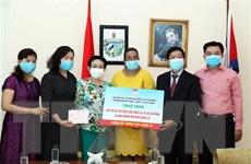 Hỗ trợ công dân Cuba tại TP Hồ Chí Minh gặp khó khăn do COVID-19