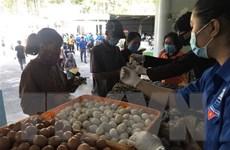 Triển khai 'Chợ nhân đạo' để hỗ trợ người gặp khó khăn do COVID-19
