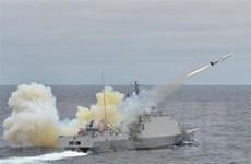 Hải quân Hàn Quốc lên kế hoạch tham gia cuộc tập trận do Mỹ dẫn đầu
