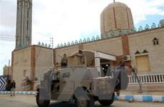Ai Cập: 10 binh sỹ thương vong trong vụ nổ ở Bắc Sinai