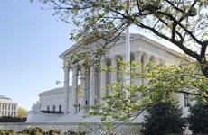 Tòa án Tối cao Mỹ xét xử qua hình thức trực tuyến tại nhà riêng
