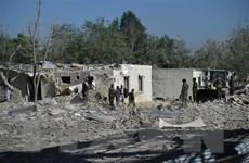 Đánh bom xe liều chết ở Afghanistan, 5 nhân viên an ninh thiệt mạng