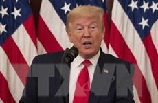Ông Trump tái khởi động tranh cử bằng niềm tin chiến thắng COVID-19