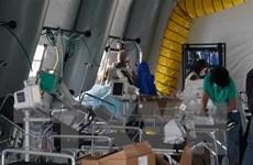 Dịch COVID-19: 7 bang ở Mỹ bắt tay lập chuỗi cung ứng vật tư y tế