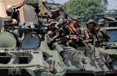 Venezuela tiếp tục phá âm mưu xâm nhập lãnh thổ của lính đánh thuê