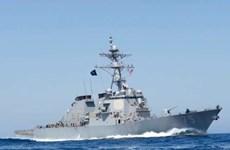 Tàu Hải quân Mỹ lần đầu triển khai ở biển Barents trong hơn 30 năm qua