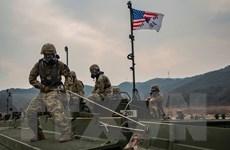 Hàn Quốc: Đã đưa ra đề xuất tốt nhất với Mỹ về chi phí quân sự