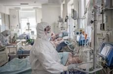 Dịch COVID-19 ở châu Âu: Nga vượt Đức và Pháp về số ca nhiễm