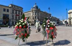 Châu Âu ảm đạm kỷ niệm 75 năm kết thúc Chiến tranh thế giới thứ 2