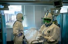 Số ca nhiễm virus SARS-CoV-2 ở Nga vượt quá 200.000 người
