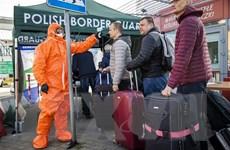 Dịch COVID-19 ở châu Âu: Đức sẽ nới lỏng hoạt động kiểm soát biên giới