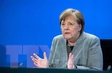 Thủ tướng Đức Merkel bày tỏ mong muốn cải thiện quan hệ với Nga