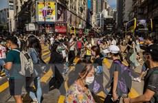 Hong Kong ghi nhận ca mắc bệnh trong cộng đồng đầu tiên sau 21 ngày