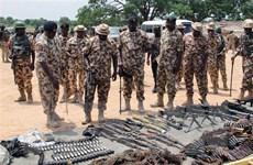 Hàng chục tay súng Boko Haram ở khu vực Hồ Chad bị tiêu diệt