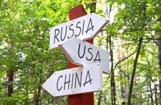 Toan tính của Nga trong thế đối đầu giữa Mỹ và Trung Quốc
