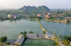 Diện mạo mới, sức sống mới trên quê hương của Chủ tịch Hồ Chí Minh