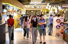 Kinh tế Thái Lan tăng trưởng ở mức thấp nhất trong 8 năm