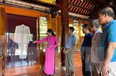 Nơi lưu giữ và làm sống lại những kỷ vật của Chủ tịch Hồ Chí Minh
