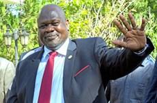 Phó Tổng thống Nam Sudan Riek Machar dương tính với virus SARS-CoV-2