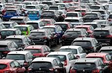 Thị trường ôtô châu Âu sụt giảm nghiêm trọng trong tháng Tư