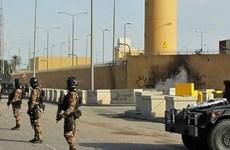 Iraq: Rocket bắn vào khu vực gần Đại sứ quán Mỹ tại Baghdad