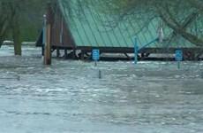 Mỹ: Michigan ban bố tình trạng khẩn cấp sau khi xảy ra 2 vụ vỡ đập