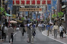 Nhật Bản và Singapore cân nhắc các bước dỡ bỏ phong tỏa
