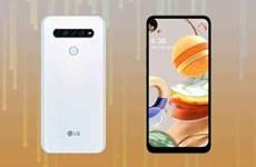 Hãng LG ra mắt mẫu smartphone giá rẻ mới tại thị trường Hàn Quốc