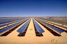 'Siêu dự án' điện Mặt trời với tổng vốn đầu tư 3,6 tỷ USD tại Algeria