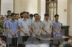 Tuyên án 15 bị cáo trong vụ gian lận điểm thi tại Hòa Bình