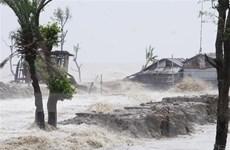 Ít nhất 106 người ở Ấn Độ và Bangladesh thiệt mạng vì siêu bão Amphan