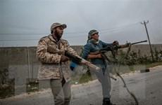 Libya: GNA giành quyền kiểm soát 3 doanh trại ở phía Nam Tripoli