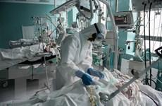 Dịch COVID-19 ở châu Âu: Nga ghi nhận hơn 344.000 ca nhiễm
