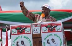 Burundi: Ông Ndayishimiye chiến thắng trong cuộc bầu cử tổng thống