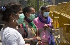 Gần 7.000 ca nhiễm mới COVID-19 tại Ấn Độ trong ngày 25/5