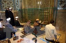 Iran cho phép hoạt động cầu nguyện tại một số đền thờ Hồi giáo lớn