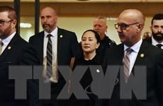 Trung Quốc yêu cầu Canada trả tự do ngay lập tức cho bà Mạnh Vãn Châu