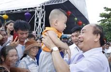 [Photo] Dành sự chăm sóc, bảo vệ tốt nhất cho chủ nhân của đất nước