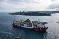 Hy Lạp phản đối kế hoạch khoan thăm dò dầu khí của Thổ Nhĩ Kỳ