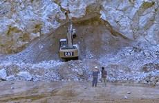 Vụ tai nạn mỏ đá ở Điện Biên: Nỗ lực tìm kiếm nạn nhân thứ 3 mất tích