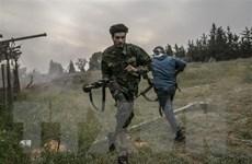 Libya: LNA cáo buộc Thổ Nhĩ Kỳ điều động lính đánh thuê hỗ trợ GNA