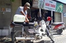 [Video] Người dân Ninh Thuận thiếu nước sinh hoạt do hạn mặn