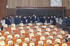 Hàn Quốc: Quốc hội khóa mới bầu ban lãnh đạo dù vắng mặt phe đối lập